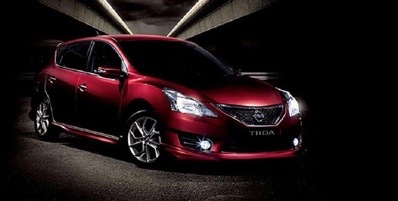 Nissan Tiida 2014, Saudi Arabia