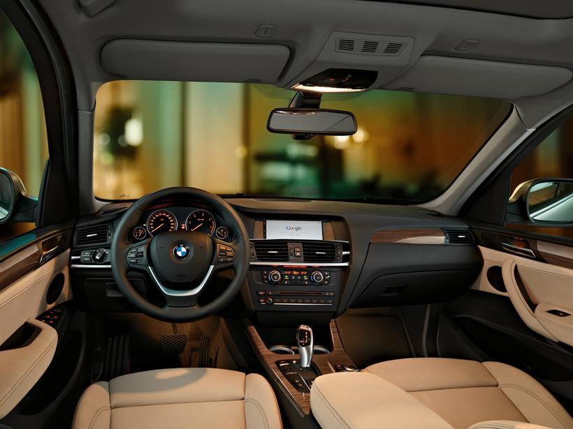 BMW X3 2014, Kuwait