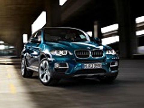 BMW X6 2014, Saudi Arabia