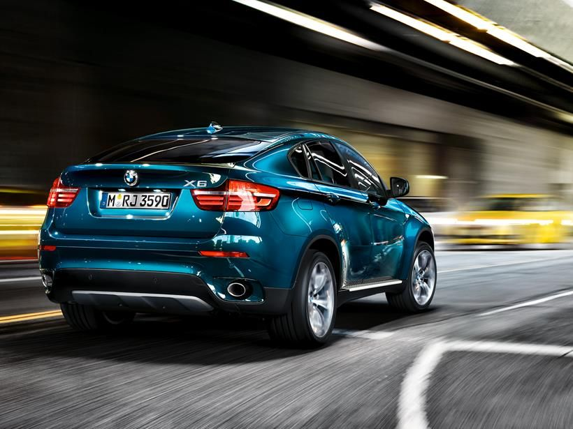 BMW X6 2014, Egypt