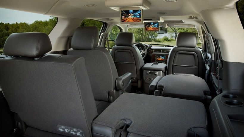 Chevrolet Suburban 2014, Qatar
