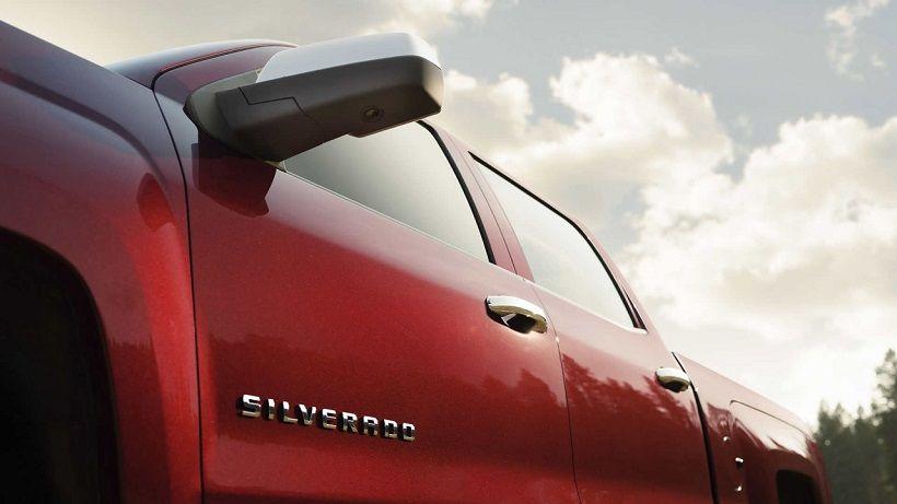 Chevrolet Silverado 2014, Bahrain