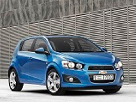 Chevrolet Sonic 2014, United Arab Emirates