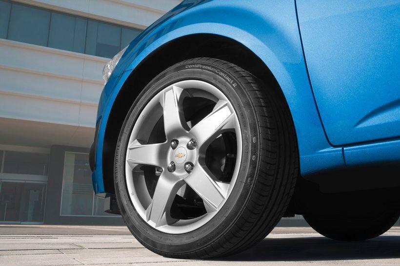 Chevrolet Sonic 2014, Saudi Arabia