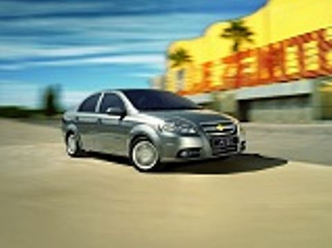 Chevrolet Aveo Price in UAE - New Chevrolet Aveo Photos ...