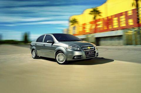 Chevrolet Aveo 2014 14l Ls Automatic In Saudi Arabia New Car