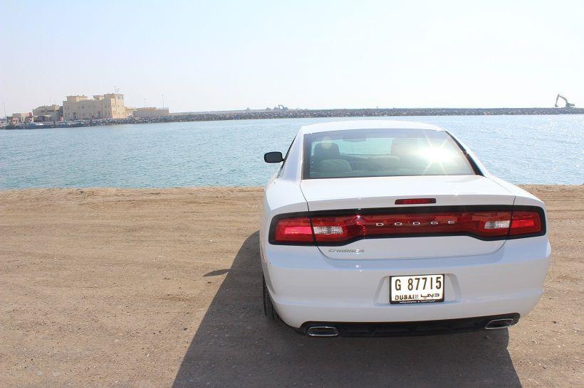 دودج تشارجر 2012, kuwait