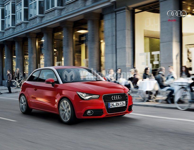 Audi A1 2014, Egypt