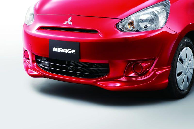 Mitsubishi Mirage 2014, United Arab Emirates