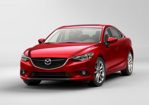 Mazda 6 2014, Oman