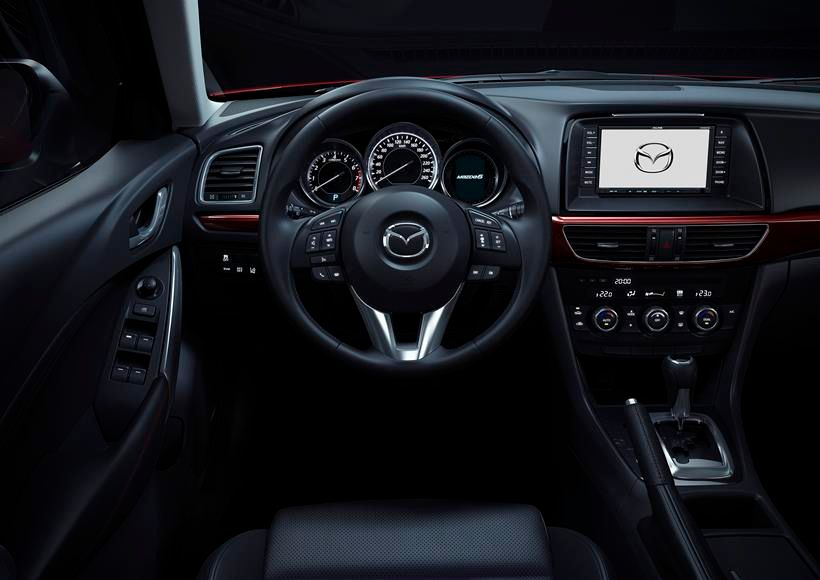 Mazda 6 Price in Saudi Arabia - New Mazda 6 Photos and ...