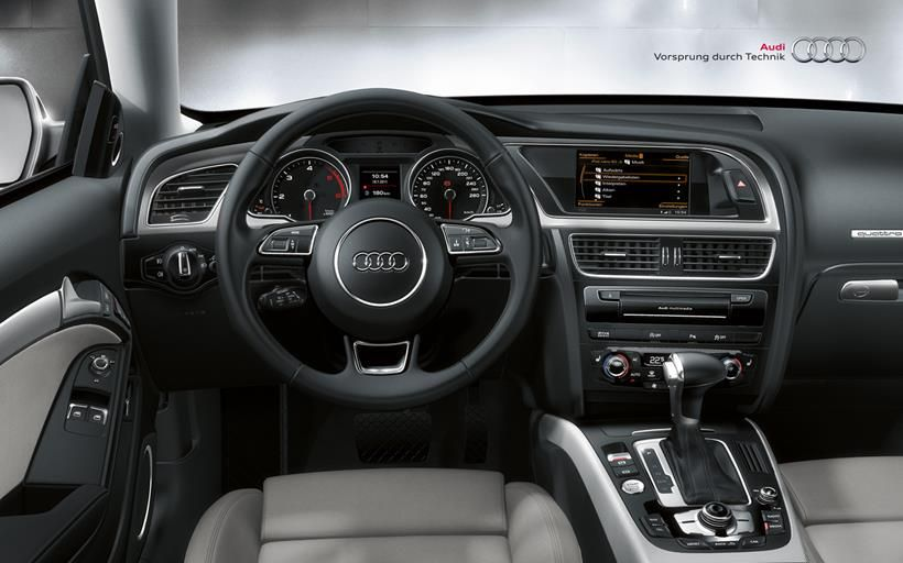 Audi A5 Coupe 2014, United Arab Emirates