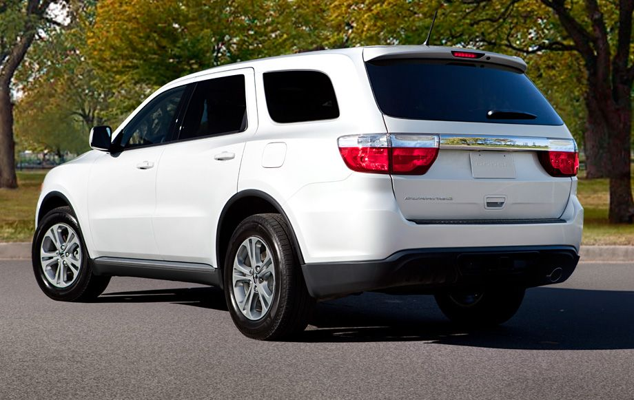 Dodge Durango 2012, United Arab Emirates