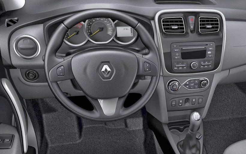 Renault Logan 2014, Egypt