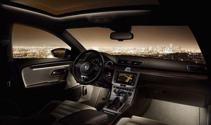 Volkswagen CC 2014, Kuwait
