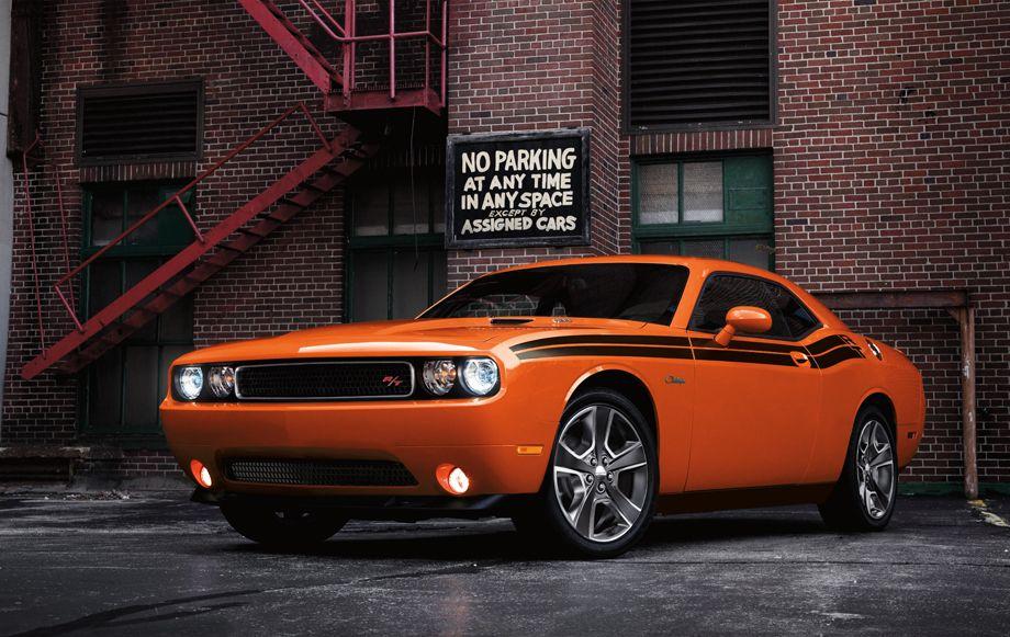 Dodge Challenger 2012, Kuwait