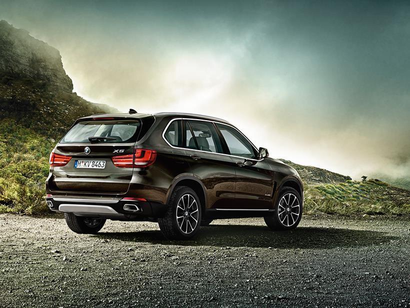 BMW X5 2014, Saudi Arabia