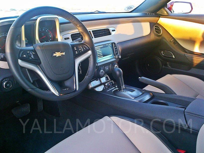 Chevrolet Camaro Convertible 2014, Qatar