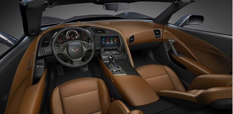 Chevrolet Corvette 2014, Qatar