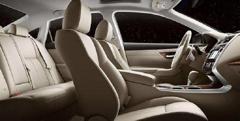 Nissan Altima 2014, Kuwait