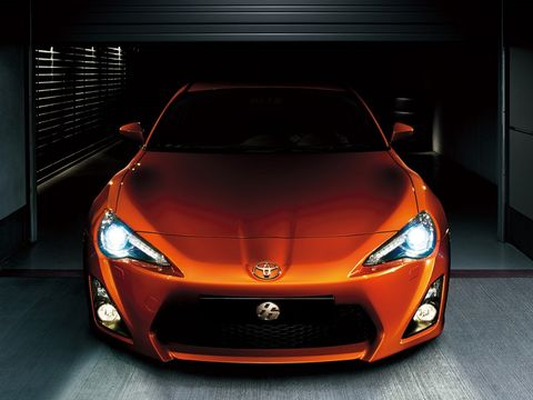 Toyota 86 2014, United Arab Emirates