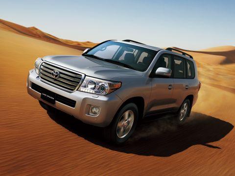 Toyota Land Cruiser 2014, Kuwait