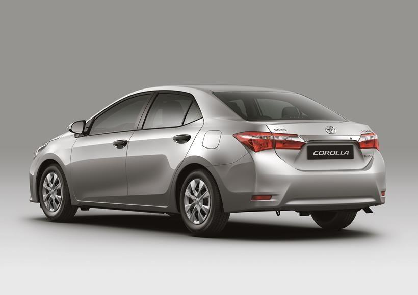 Toyota Corolla 2014, Kuwait