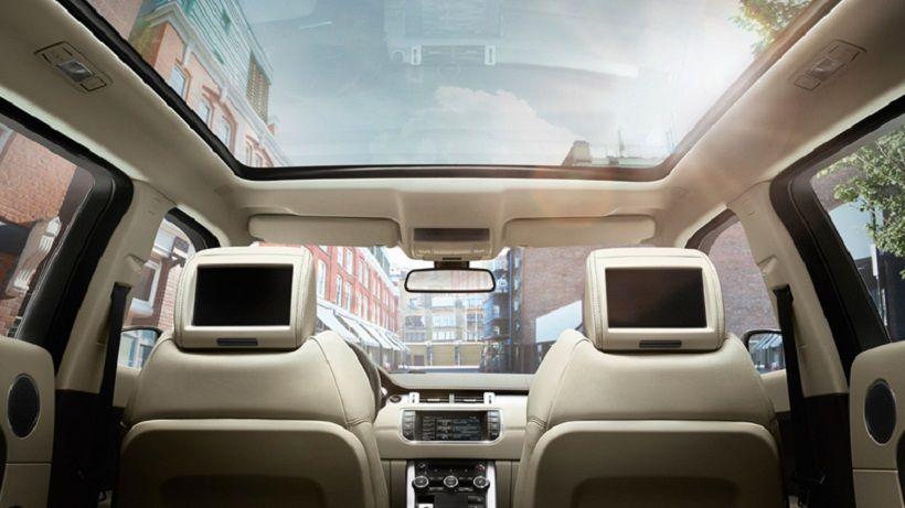 Land Rover Range Rover Evoque 2014, Saudi Arabia