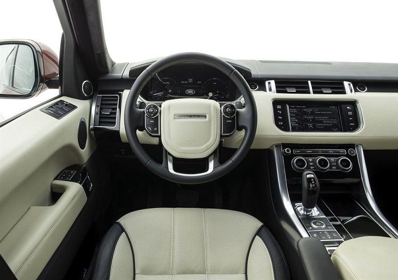 Land Rover Range Rover Sport 2014, Bahrain