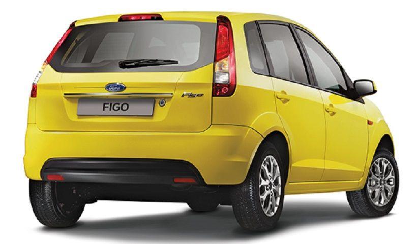 Ford Figo 2014, Saudi Arabia