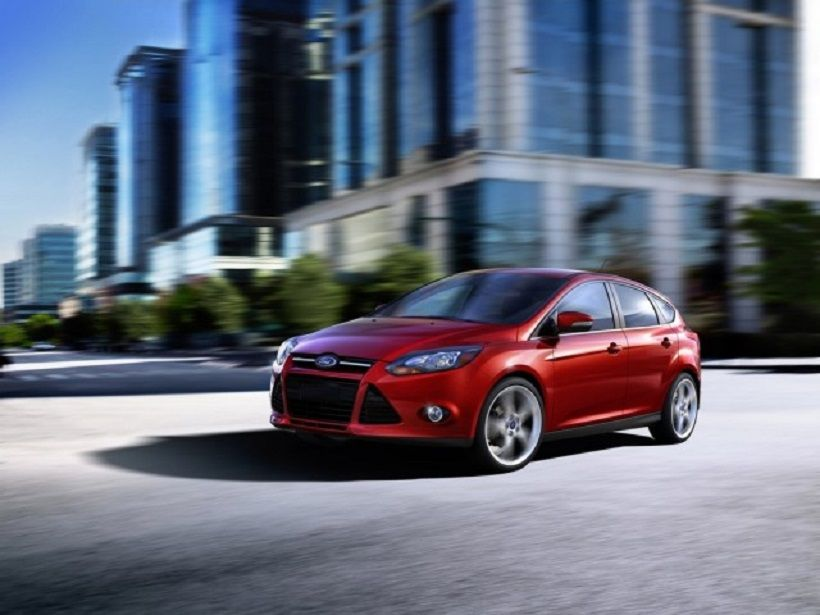 Ford Focus 2014, Saudi Arabia