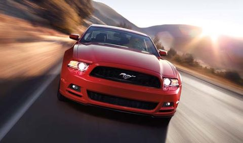 Ford Mustang Coupe L Gt Qatar Https Ymimg