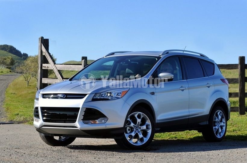 Ford Escape 2014, Oman