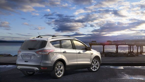 Ford Escape 2014, Bahrain