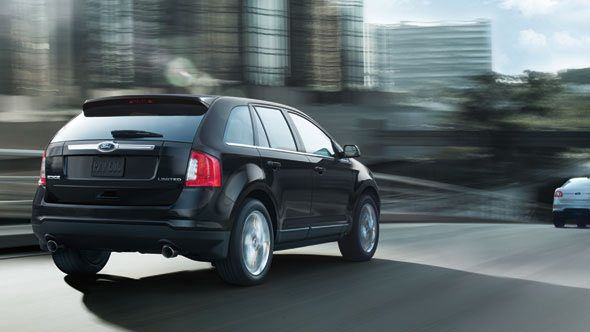 Ford Edge 2014, Bahrain
