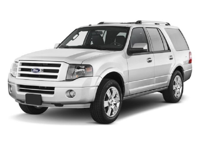 Ford Expedition 2014, Kuwait