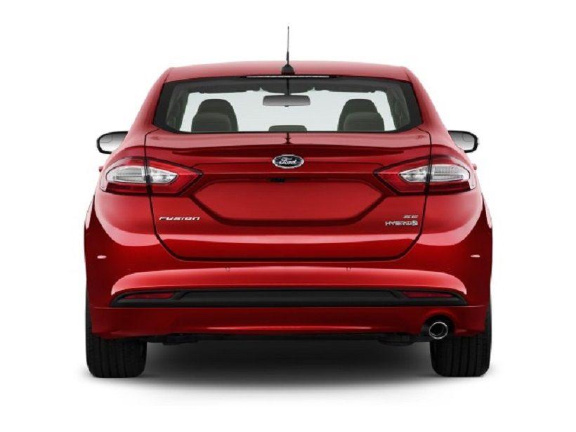 Ford Fusion 2014, Oman
