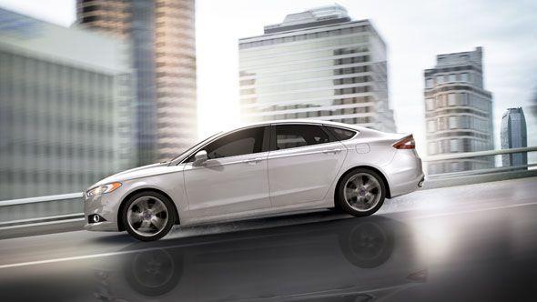 Ford Fusion 2014, Bahrain