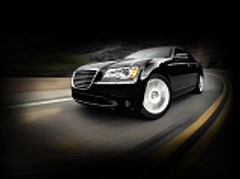 Chrysler 300C 2014, Kuwait