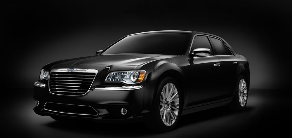 Chrysler 300C 2014, Egypt