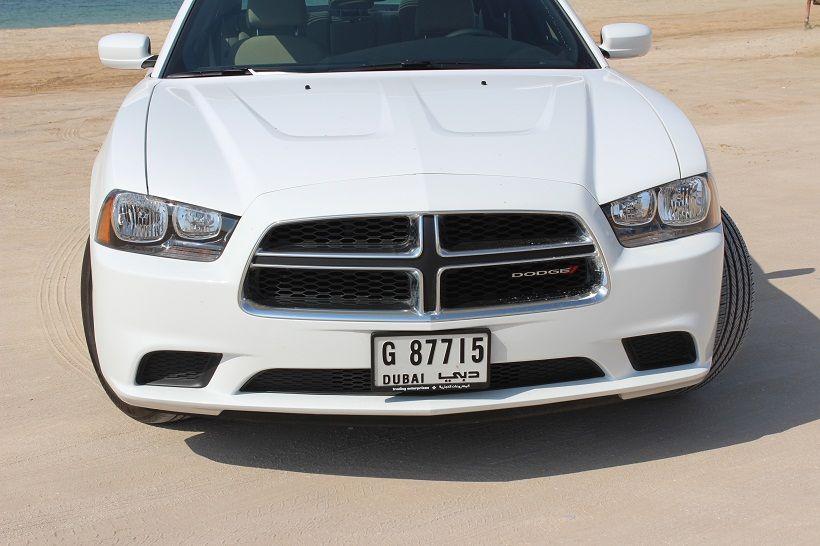 Dodge Charger 2014, Kuwait
