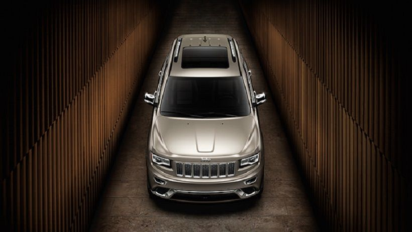 Jeep Grand Cherokee 2014, Qatar