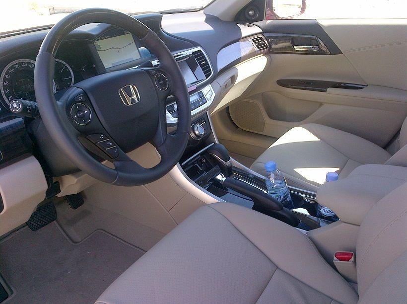 Honda Accord 2014, Saudi Arabia