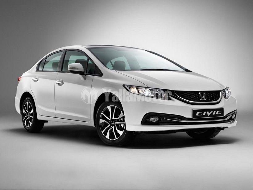 Honda Civic 2014, Kuwait