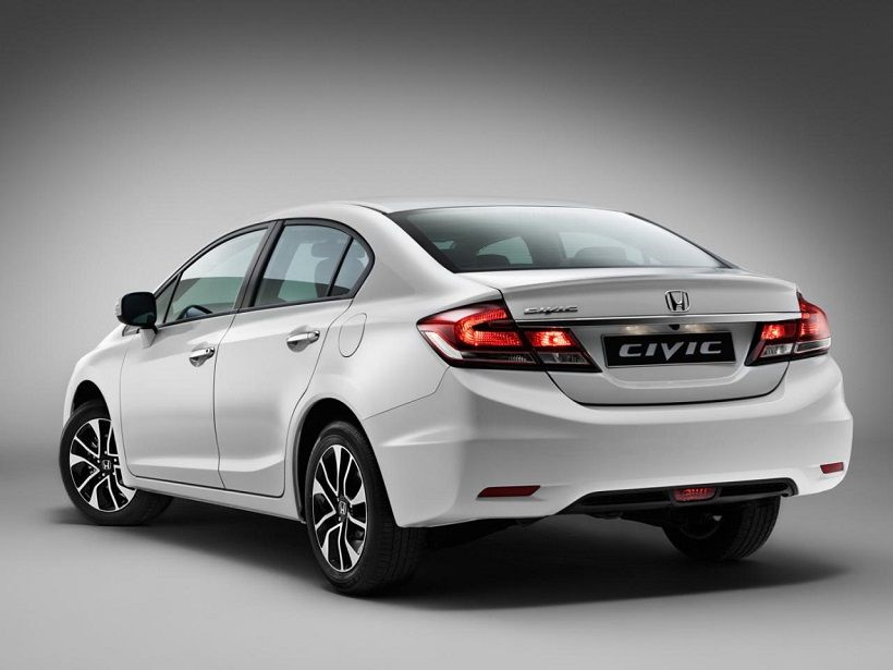 Honda Civic 2014, Qatar