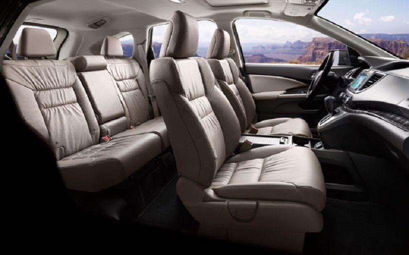 Honda CRV 2014, Saudi Arabia