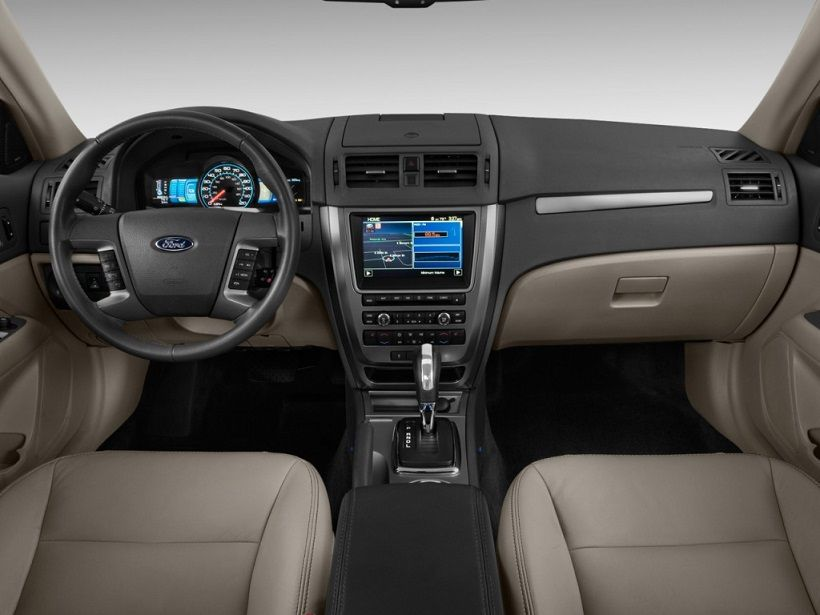 Ford Fusion 2012, Saudi Arabia