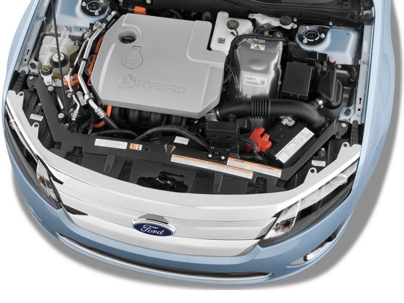 Ford Fusion 2012, Oman