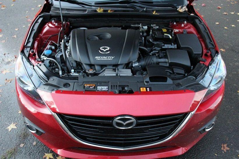 Mazda 3 Sedan 2014, Saudi Arabia