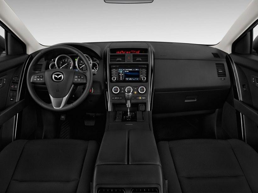 Mazda CX-9 2014, Kuwait